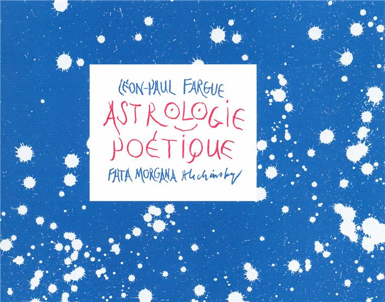 ASTROLOGIE POETIQUE